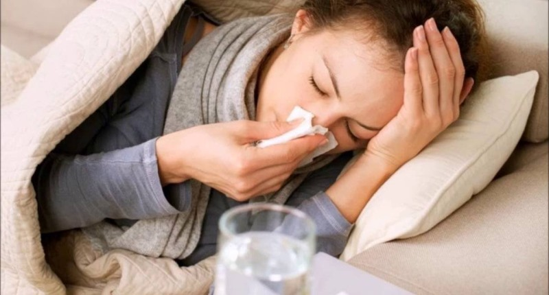 Профилактика ОРВИ и гриппа, внебольничных пневмоний